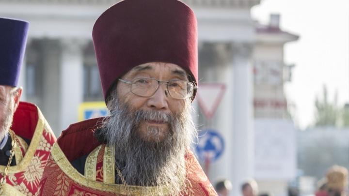 В Волгограде найден мертвым протоиерей Анатолий Гармаев