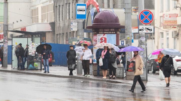 После жары резко похолодает. Какой будет погода в Ростове в последние дни лета