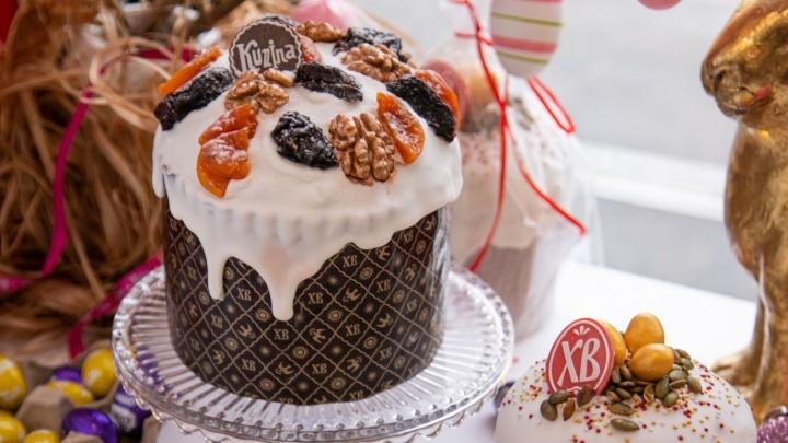 Свежие куличи и творожные пасхи: известная кондитерская подготовила специальное меню к празднику