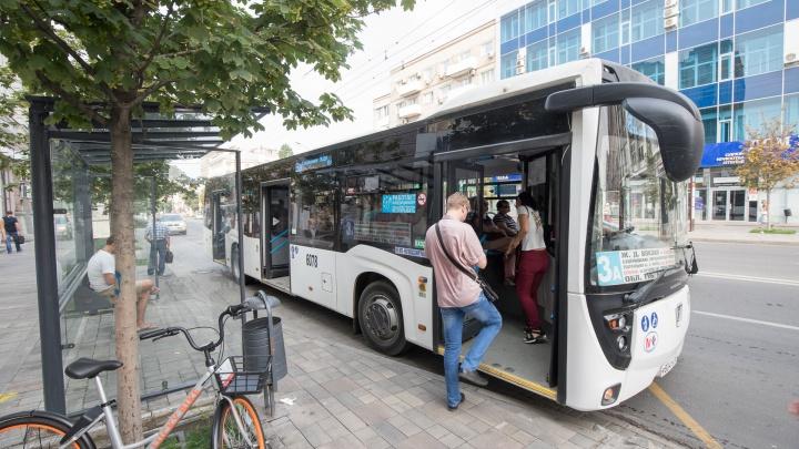 Дополнительные автобусы развезут болельщиков после дерби «Ростова» и «Краснодара»