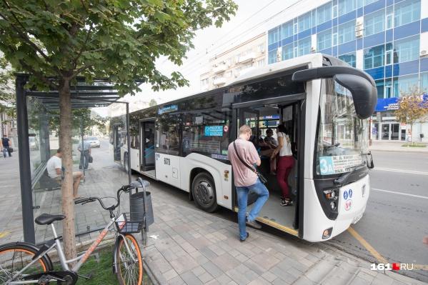 Автобусы будут ждать на нескольких остановках