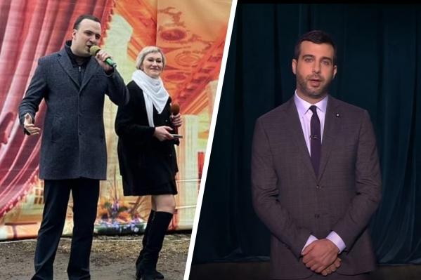 Депутат прославился на всю страну своим выступлением посреди убитого двора