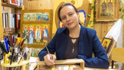 «Как вывести в онлайн обучение иконописи»: интервью с основателем «Русской иконописной школы»