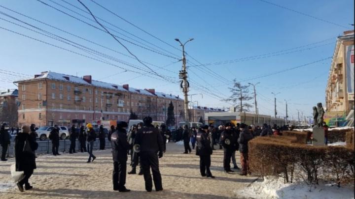 Участники январских митингов в Омске заявили, что полиция потребовала взыскать с них 2 миллиона
