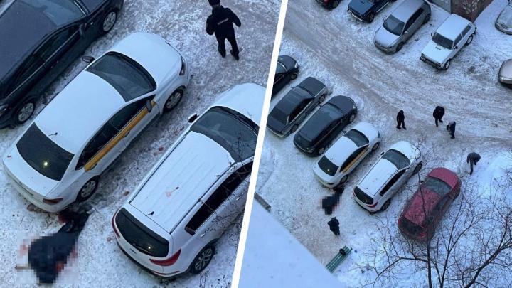 Под окнами 16-этажки на Новой Сортировке обнаружили тело девушки