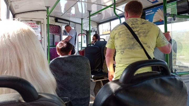 «Бред полный»: ярославцы гневно отреагировали на новость о контролерах в транспорте
