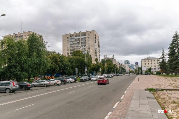 По Молодогвардейской нельзя будет проехать на участке от Полевой до Вилоновской