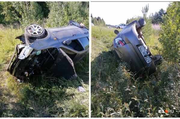По мнению эксперта, вины водителя Lada в этой аварии нет