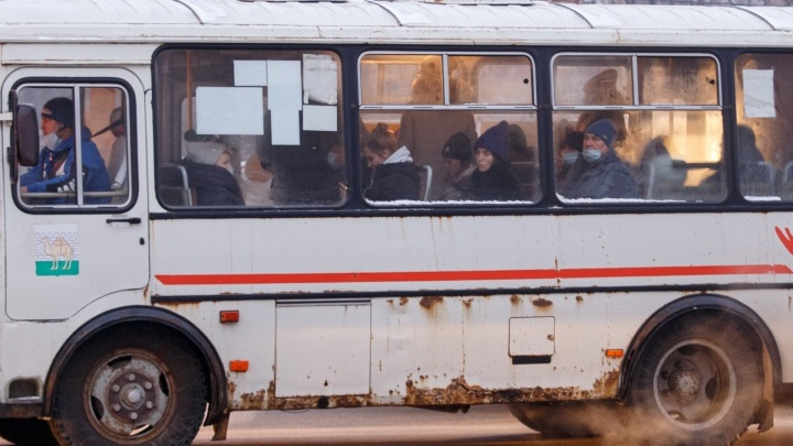 В Кургане скорректировали движение автобусов по маршруту №307