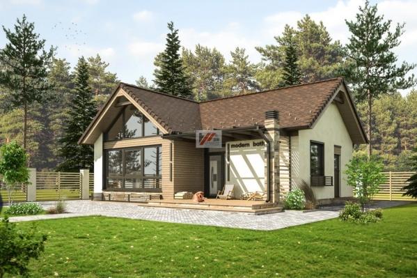 Полученных средств хватит на комфортабельный дом для большой семьи