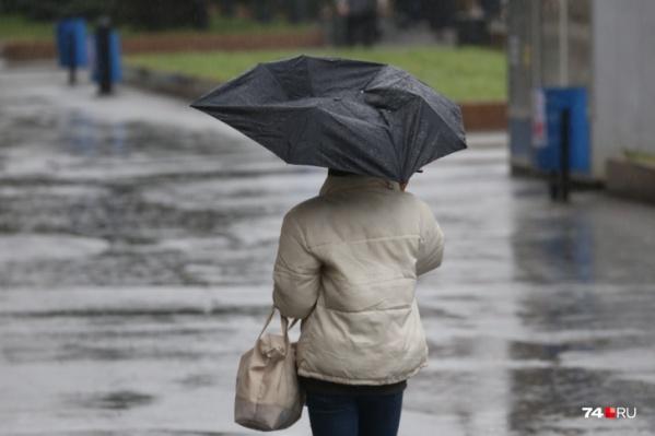 До октября остаются считаные дни, и этот месяц обычно богат на осадки, так что пора доставать зонты