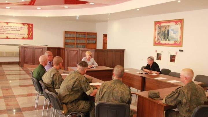 После издевательств над срочниками в чебаркульской части их обидчика отстранили от службы