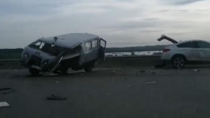 Смертельный маневр: полиция озвучила предварительную версию ДТП у моста через Сок