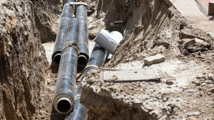 Западный микрорайон Ростова на сутки останется без воды из-за коммунальных работ