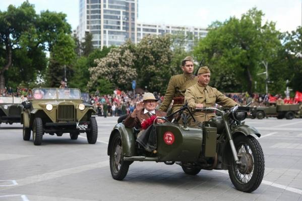 Последний парад Победы со зрителями прошел в Краснодаре в 2019 году