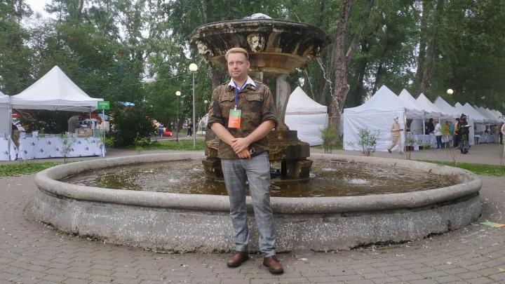 «Гитлер стал Микки Маусом»: беседуем с Александром Пелевиным — писателем, обладателем премии «Нацбест»