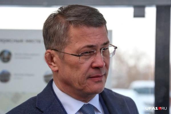 Тарифы в регионе высокие, признал Хабиров