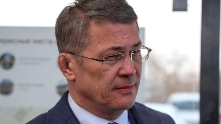 Радий Хабиров рассказал, кто виноват в больших счетах за отопление в Башкирии