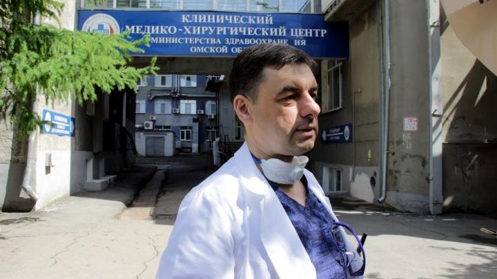 «Единую Россию» в Омске возглавил главврач больницы