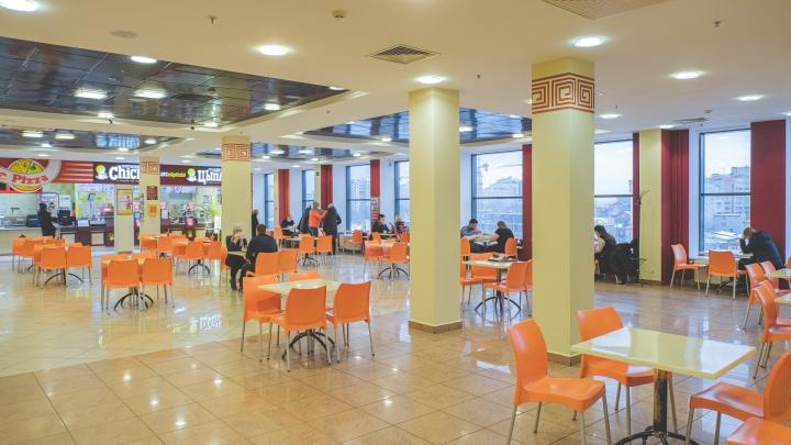Вместо фуд-корта в ТЦ «Колизей Atrium» откроется танцевальный бар