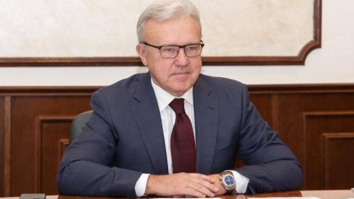 Глава Красноярского края не исключил введения принудительной вакцинации. Пока же он верит в сознательность жителей