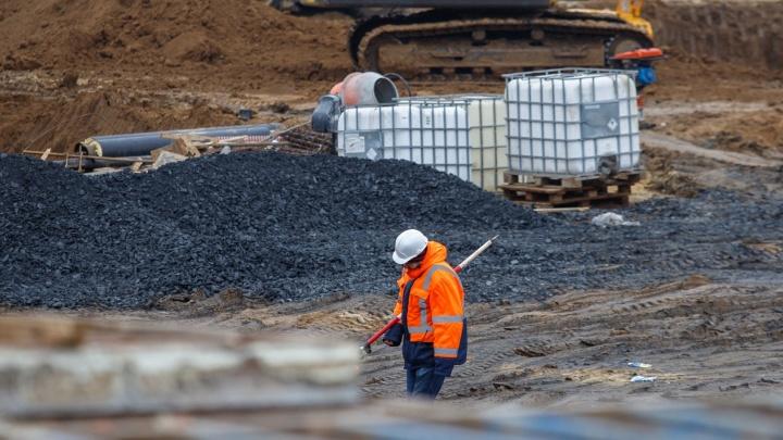 «Задержки действительно были»: Голубев — о срыве сроков строительства новой инфекционной больницы