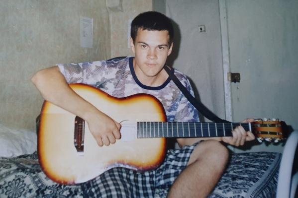 Денис родился и вырос в Соликамске