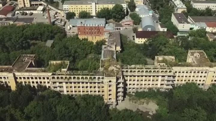 Уральские бизнесмены создали специальный фонд, который займется восстановлением больницы в Зеленой Роще