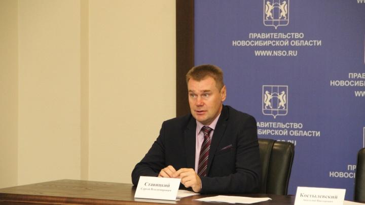 Суд арестовал задержанного за взятку замминистра транспорта Новосибирской области
