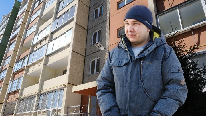 «Купил на три дня»: челябинца обманули приприобретении квартиры изаставили съехать (он такой непервый)