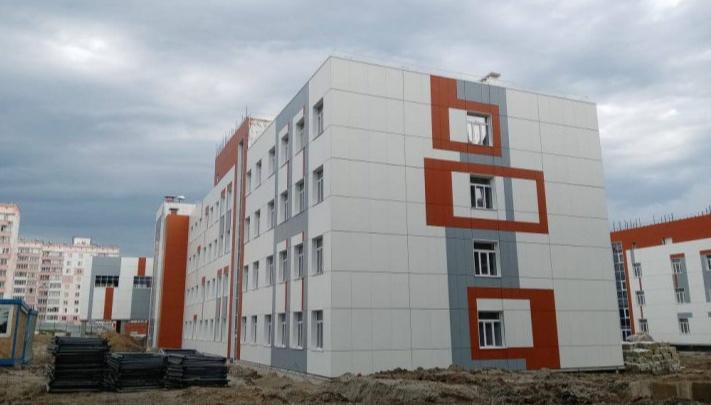 В микрорайоне «Родники» построят новую школу в начале 2022 года