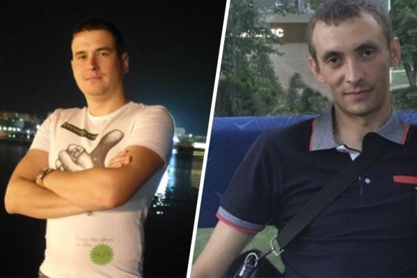 Слева — Борис Варавин, справа — Сергей Луценко