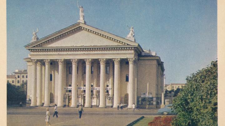 «Приволжтрансстрой» займется реконструкцией Нового экспериментального театра