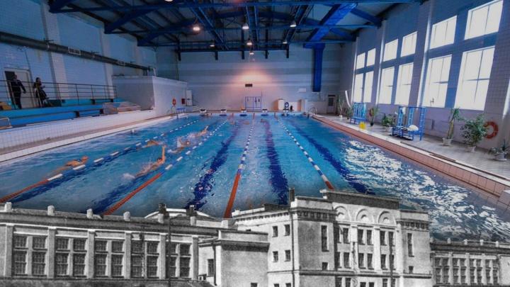 В Екатеринбурге снесут первый в области бассейн: рассказываем историю здания