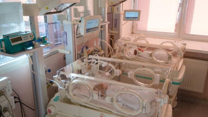Борьба за жизнь с первых минут: челябинские врачи спасли недоношенного малыша с врожденным менингитом