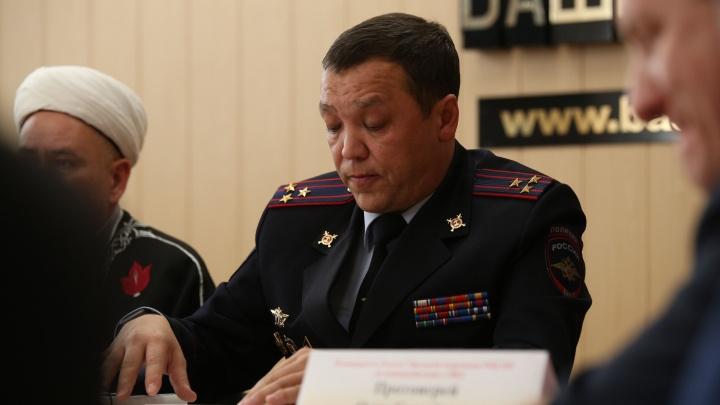 Глава ГИБДД Башкирии Динар Гильмутдинов покидает свой пост