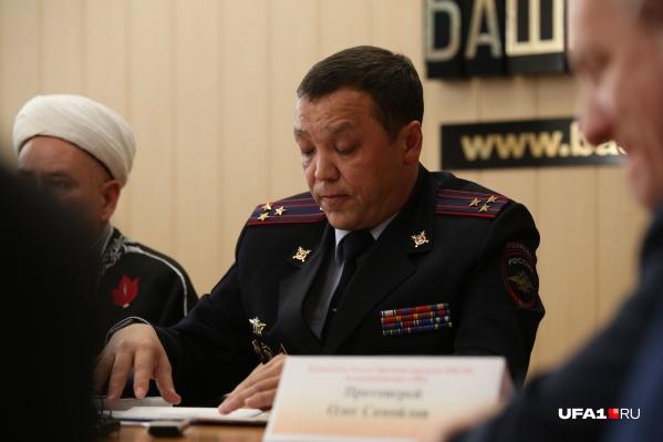 Динар Гильмутдинов планирует сменить должность главного госавтоинспектора Башкирии на кресло депутата Госдумы