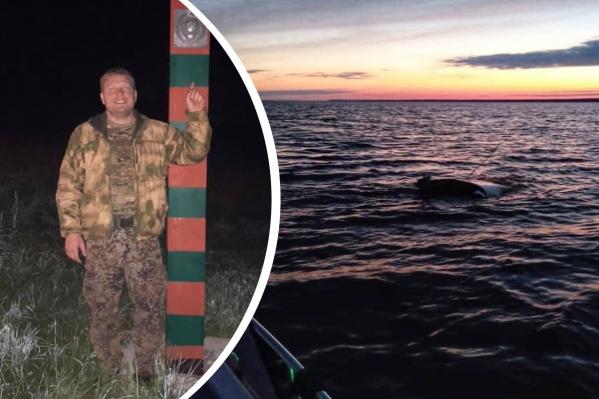 МК в Твери: Тело пропавшего после авиакатастрофы депутата из Твери нашли в Белом море через 10 дней