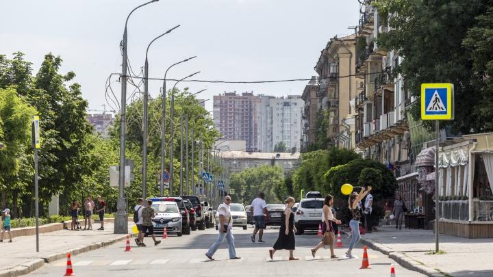 В Волгограде с вечера пятницы вновь перекроют улицу Чуйкова