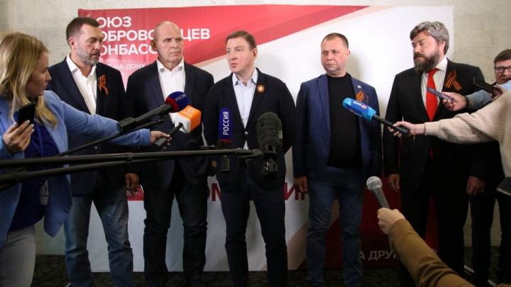 В Ростове добровольцы Донбасса договорились с «Единой Россией» о выдвижении в Госдуму