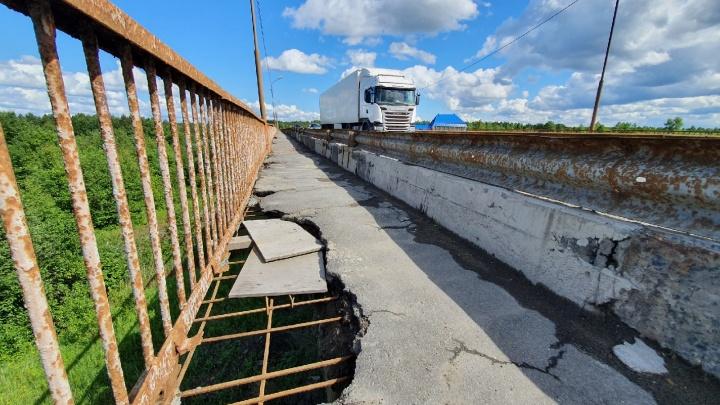 «Сделают, когда кого-то прибьет?» Будут ли ремонтировать путепровод в Исакогорском округе