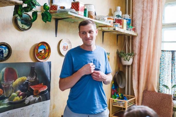 В новом сезоне Колян вернется в квартиру мамы