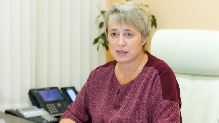 Руководителя департамента образования Самары отстранили от должности