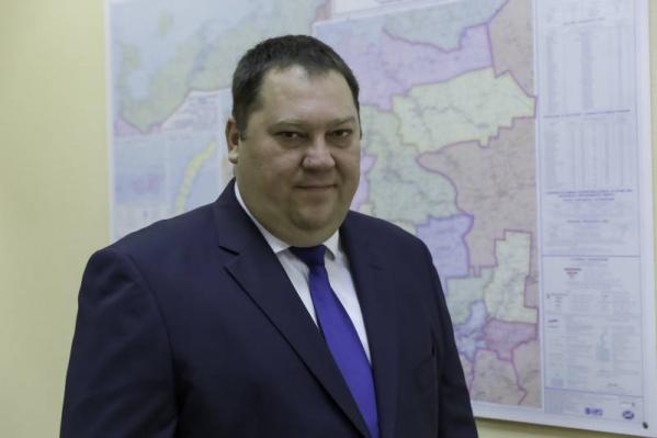Болтенков с 2019 года руководит департаментом муниципального имущества