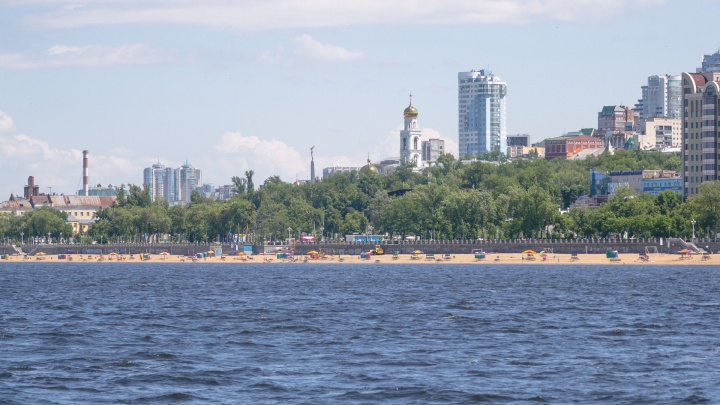 Самарские берега попали в список претендентов на масштабную экоуборку