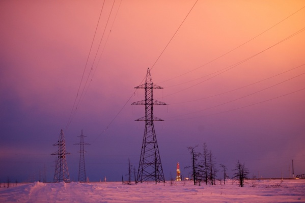 Территория проекта «Восток Ойл» — Красноярский край и Ямало-Ненецкий автономный округ