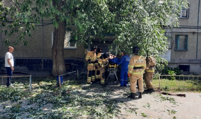 Взрыв в квартире в Челябинской области перерос в уголовное дело