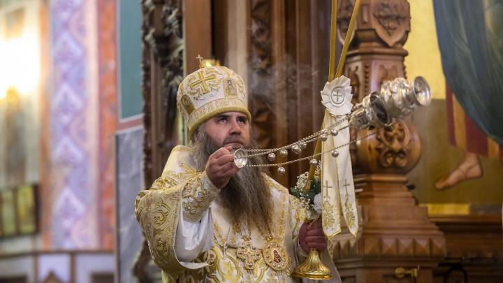 «Господи, мы грешные, но мы твои»: как в Нижнем Новгороде прошло рождественское богослужение