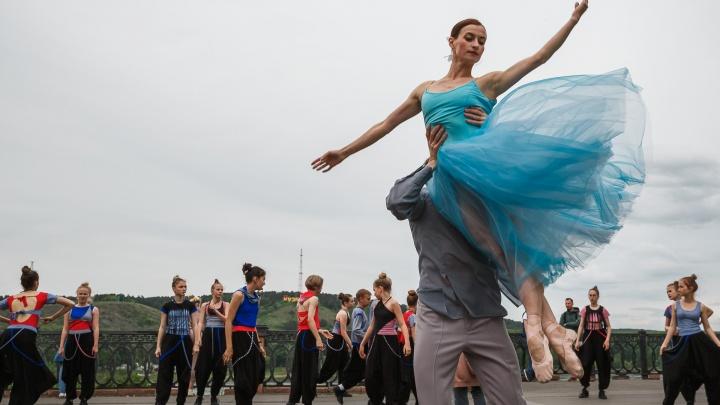 В Кемерово стартовала «Территория-fest». Показываем фоторепортаж с первого дня фестиваля