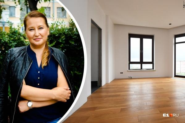 Екатерина Торопова уверена: если в России не будет потрясений, в скором времени мы увидим снижение цен на недвижимость